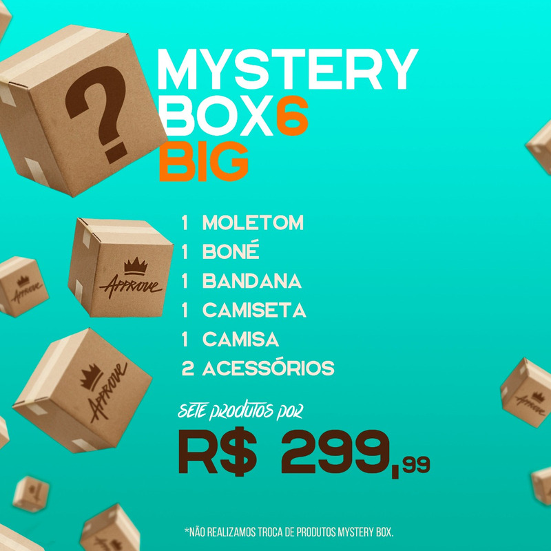 APPROVE MYSTERY BOX BIG