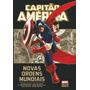 Capitão América: Novas Ordens Mundiais Capa Dura