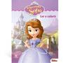Livro Gigante Ler E Colorir Princesinha Sofia