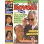 Revista Minha Novela 86 Abril 2001 Capa Porto Dos Milagres
