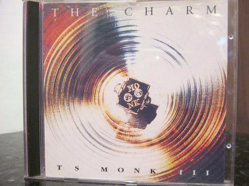Cd T. S. Monk The Charm Importado