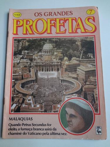 Revista Os Grandes Profetas N° 7 Original