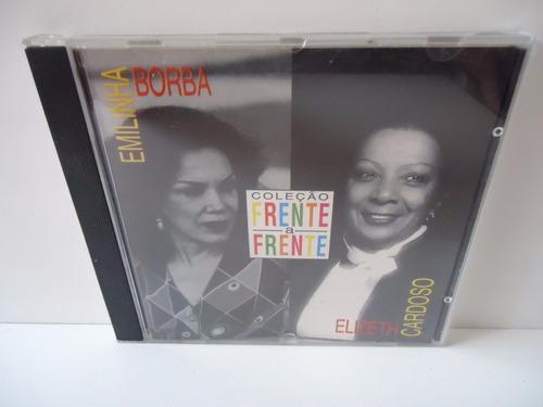 Cd Emilinha Borba E Elizeth Cardoso - By Trekus Vintage Original