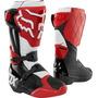 Bota Fox Mx Comp R Vermelha Preta Enduro Motocross Trilha Promoção