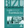 Livro Bizu 3600 Questões Para Concursos De Farmácia 2ª Ed.