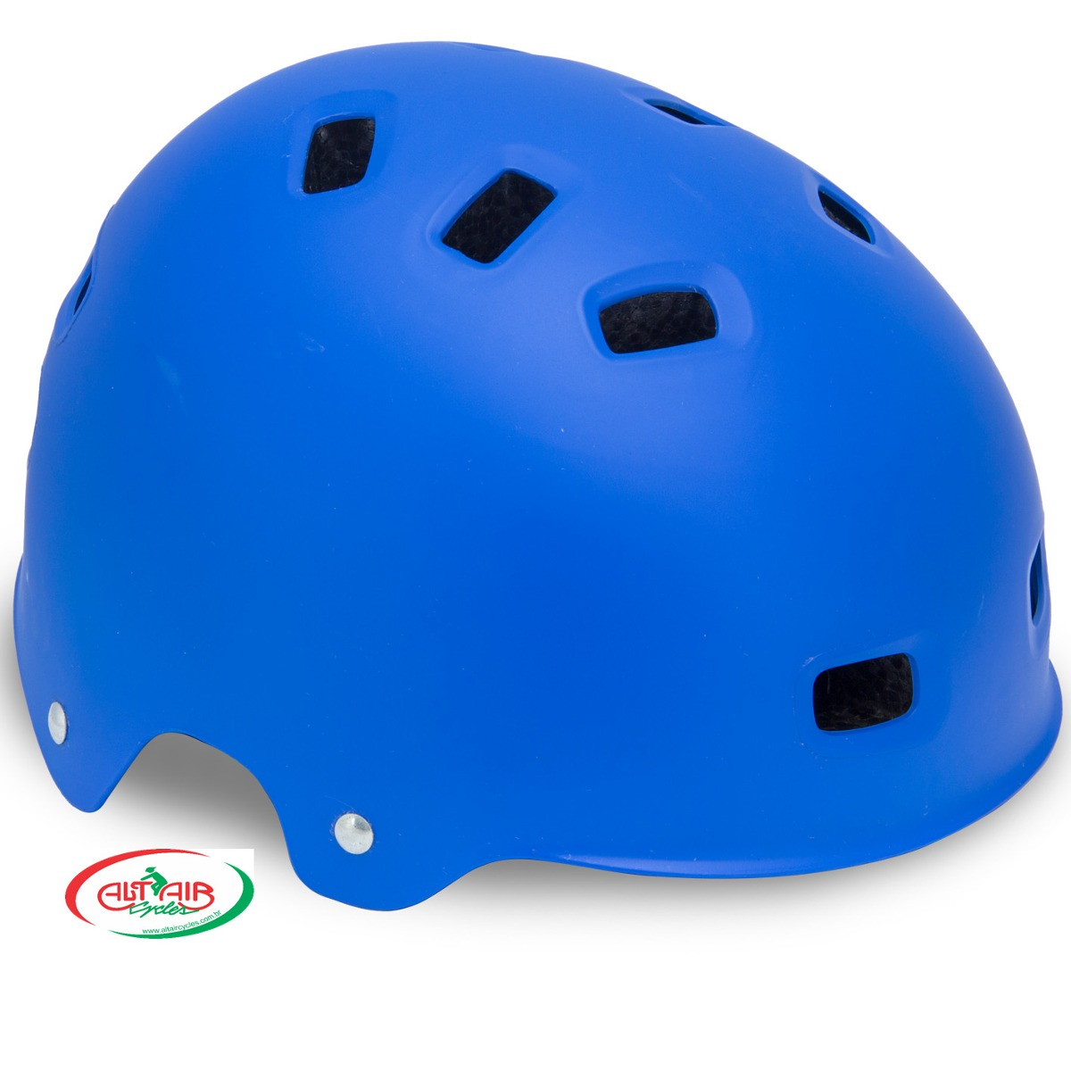 CAPACETE CYCLETRACK SKATE/BIKE AZUL M/G