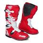 Bota Ims Light Vermelha Branca Motocross Trilha Lançamento