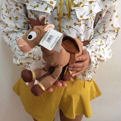 Bala No Alvo, Cavalo Do Woody, Toy Story Original Disney