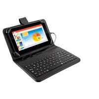 """Tablet 7"""" com Capa e Teclado Multilaser - NB196"""