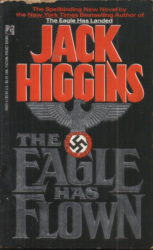 The Eagle Has Flown Jack Higgins 1ª Edition 1991 Original