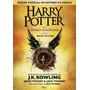 Livro Harry Potter E A Crianca Amaldicoada