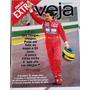 Revista Veja Ayrton Senna Especial