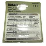 Cartela de Lâmina Bosch Tico Tico T-1D 5 peças