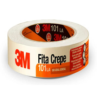 Fita Crepe 18mm x 50m  101LA New-3M