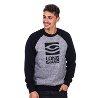 Moletom Long Island CR Preto