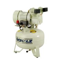 Compressor Schulz MSV 3,0/30L 220V Odont.S/Óleo no estado