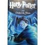 Livro Harry Potter E A Ordem Da Fênix J.k Rowling Usado