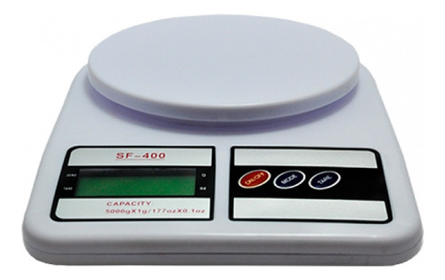 Mini Balança Digital De Precisão 1g A 10kg Cozinha Sf-400 Original
