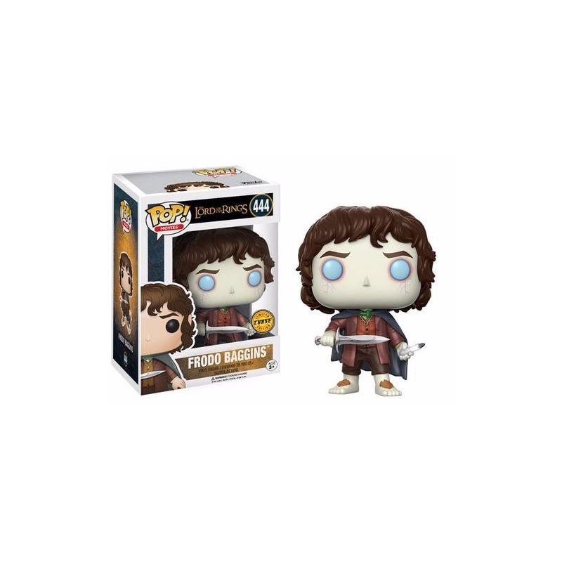 Frodo Baggins Pop Funko Chase Edition - O Senhor Dos Anéis