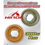 Reparo Hinor Hst 600 Original Super Tweeter Gold Black Alumi