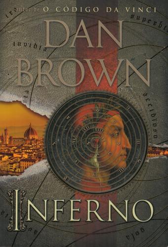Livro Inferno - Dan Brown - 443 Paginas Original