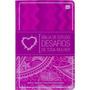Bíblia De Estudo Desafios De Toda Mulher Pink