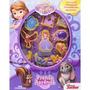 Livro Infantil Prenda E Aprenda Princesa Sofia