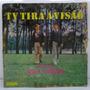 Lp Disco Vinil Ageu E Mauro Tv Tira Visão 1977