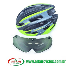 CAPACETE HIGH ONE LM 038 COM VISEIRA ...