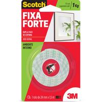 Fita DF Fixa Forte Espuma 113 24mm x 1,5m (interno)-3M