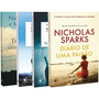 Livro Coleção Nicholas Sparks 04 Volumes