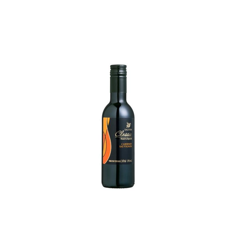 Vinho Fino Cabernet Classic 375ML - Salton