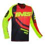 Camisa Ims Sprint Vermelha Preta Motocross Trilha Lançamento