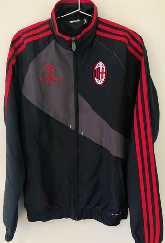Jaqueta Milan Uefa Champions League 2012/13 Original