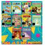 200 Revistas De Colorir, pintar E Atividades.