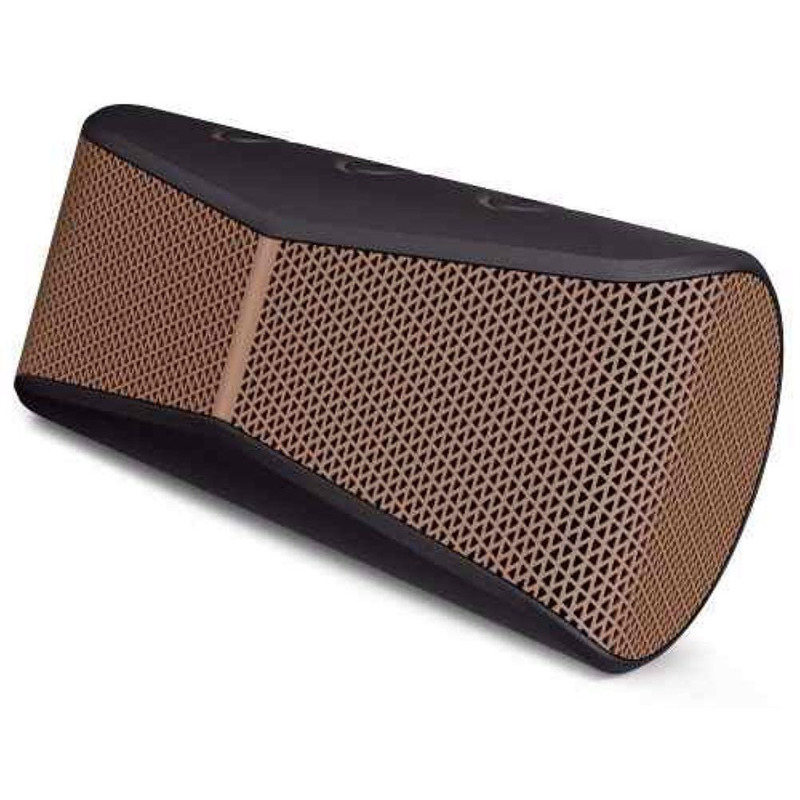 SPEAKER MOBILE BLUETOOTH X300 MARROM LOGITECH