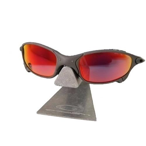 0a9be5583 Óculos Oakley Juliet Fosco Polarizado + Lente Brinde à venda em Vila ...