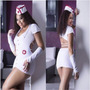 Enfermeira Médica Hospital Plus Size Gg Vestido Fantasia