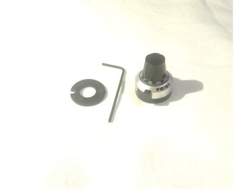 Knob Dial H506 Conta Voltas P/ Potenciômetro 3590 Original