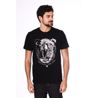 Camiseta Long Island Bear Preta