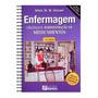 Livro Enfermagem Cálculo Administração Medicamentos Rideel
