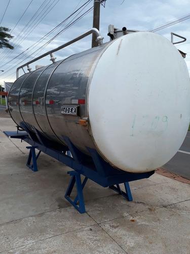 Tanque Rodoviario  Inox Varios