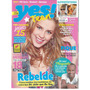 Revista Yes! Teen Nº46 Outubro 2011 Sophia Abrahão