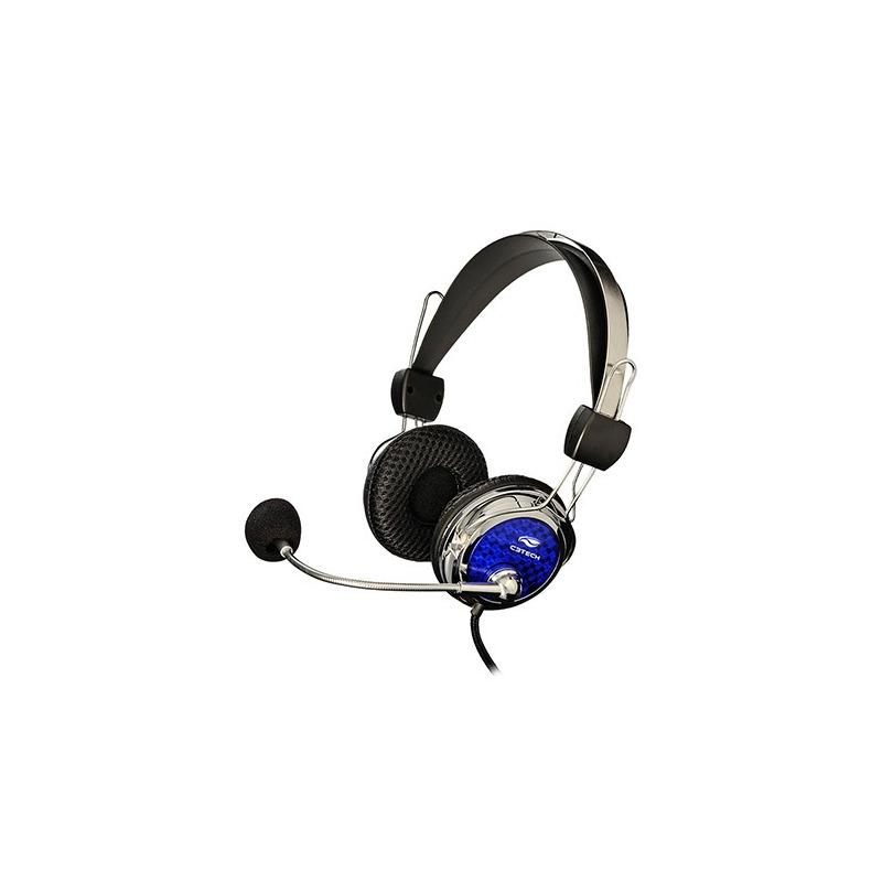 HEADSET GAME EMBORRACHADO C3TECH PTERODAX MI-2322RC