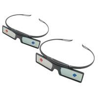 Kit 2 Óculos 3D Samsung Ativos SSG-4100