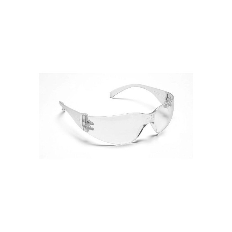 Óculos Seg.Virtua Lente Transp. Anti-Risco 3M
