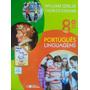 Livro Portugues Linguagens 8º Ano Editora Saraiva Novo