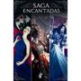 Livro Box Saga Encantadas Com 3 Livros