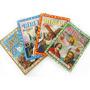 Coleção Completa 4 Livro Revista A Bíblia Em Quadrinhos