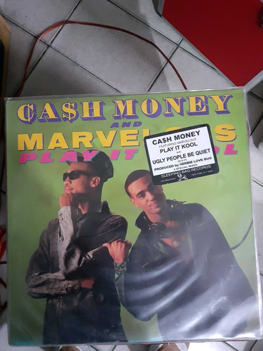 Cash Money And Marvelous - Play It Kool Original